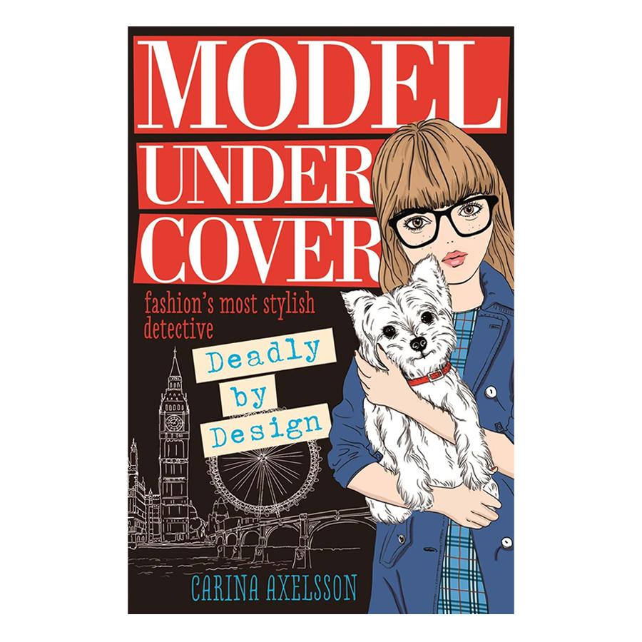Usborne Middle Grade Fiction: Deadly by Design