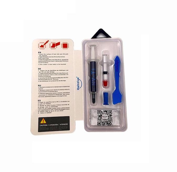 Keo tản nhiệt HY-T1 tuýp 2g (bộ sản phẩm HYT1) - Siêu dẫn nhiệt 8.3W/m-K - Hàng Chính Hãng