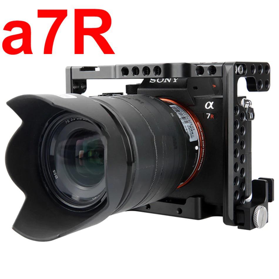 Khung gắn máy ảnh, camera Sony a7II/a7RII/a7SII FUUS4 HỢP KIM NHÔM - Hàng chính hãng