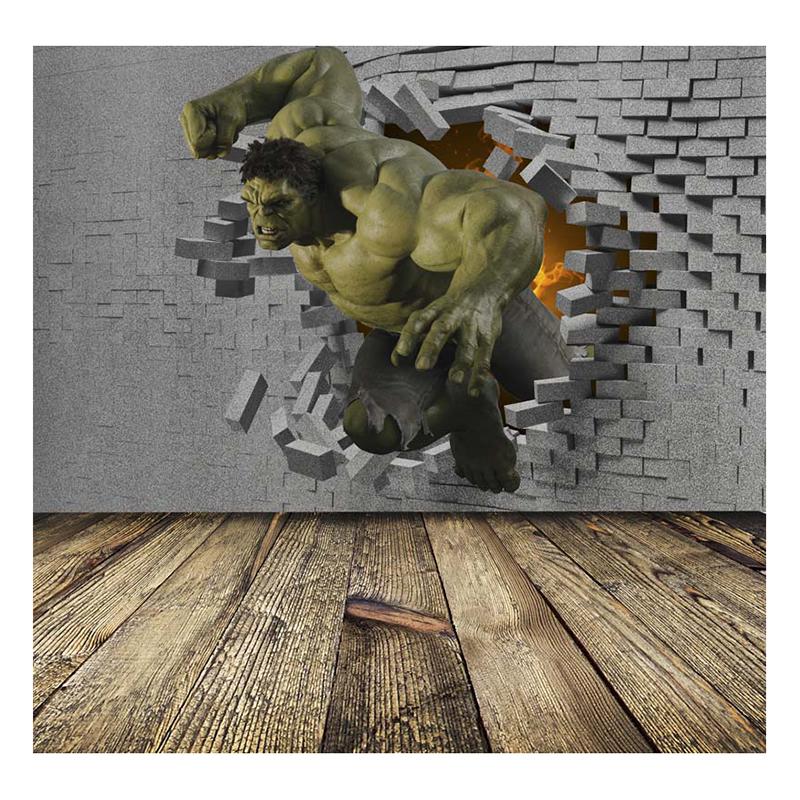 Tranh Dán Tường Hoạt Hình 3D 3DW0164