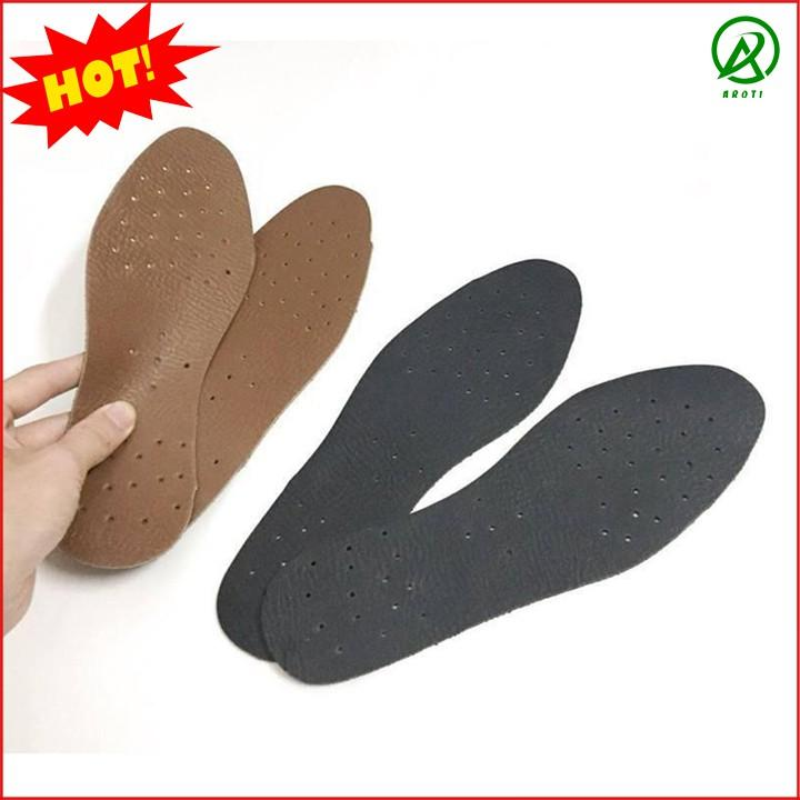 SIÊU BỀN SIÊU RẺ Lót giày nam kháng khuẩn, khử mùi thoáng khí