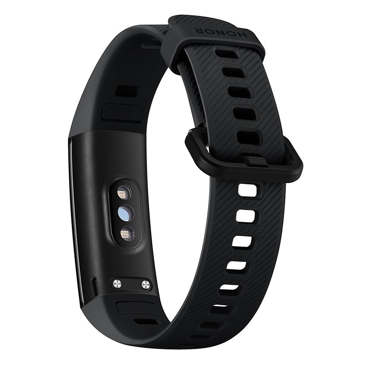 Vòng đeo tay Huawei Honor Band 5 - Đen - Chính Hãng