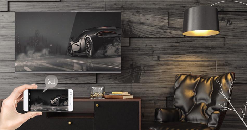 Smart Tivi Casper 4K 50 inch 50UG6100
