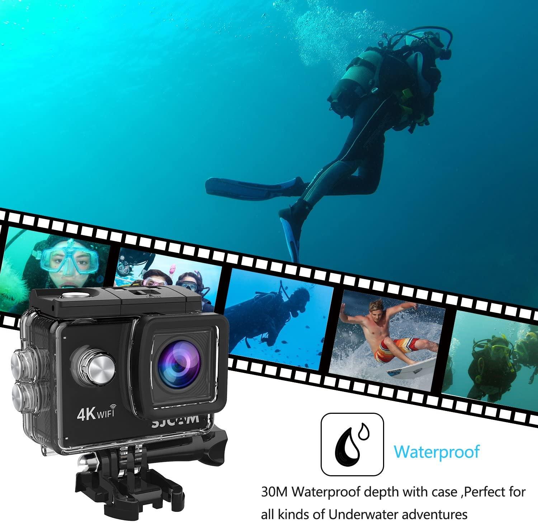 Camera Hành Trình, Hành Động Thể Thao SJCAM SJ4000 AIR 4K WIFI