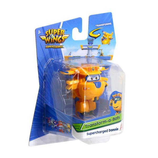 Đồ chơi mô hình SUPERWINGS Đồ chơi Robot Biến Hình Cỡ Nhỏ Dizzy siêu cấp YW740044