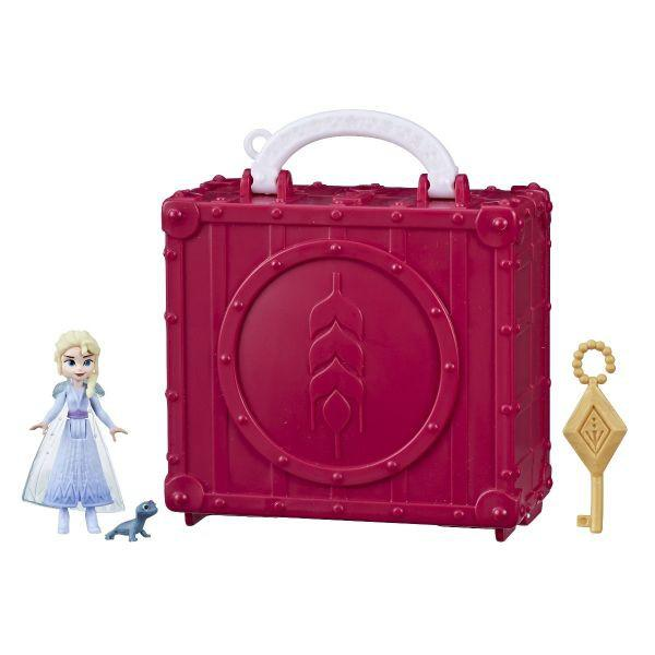 Bộ phòng chơi nổi 3D - Khu rừng bí ẩn của Elsa DISNEY PRINCESS E8799/E6545