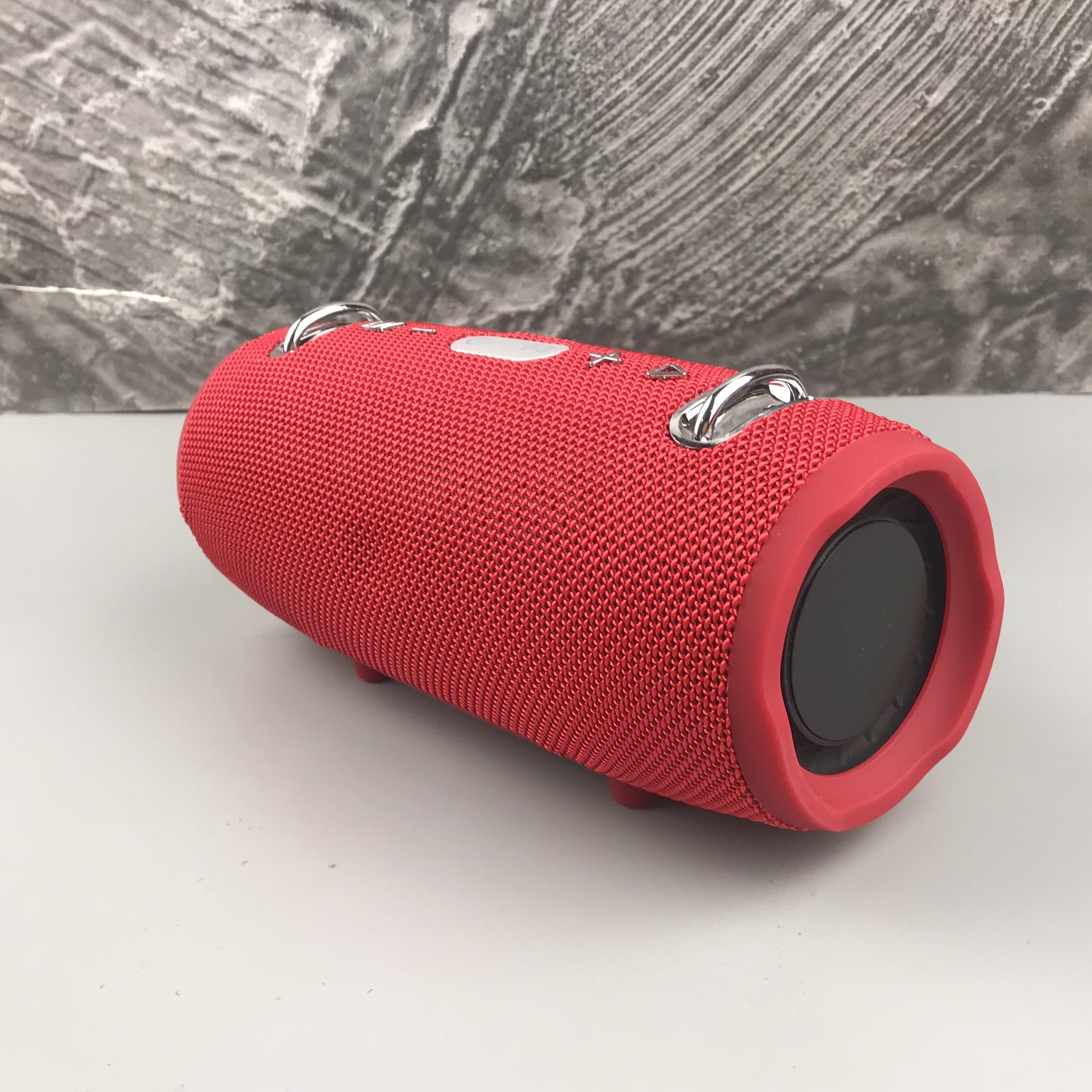 Loa Bluetooth Xtreme 2 Nghe Nhạc Cầm Tay Không Dây, Âm Thanh Lớn, Siêu Bass, Kết Nối Bluetooth 4.0, USB, Thẻ Nhớ, Đài FM, Cổng 3.5 Tương Thích Điện Thoại Máy Tính Vỏ Chống Thấm Nước Tốt, Nhiều Màu Sắc