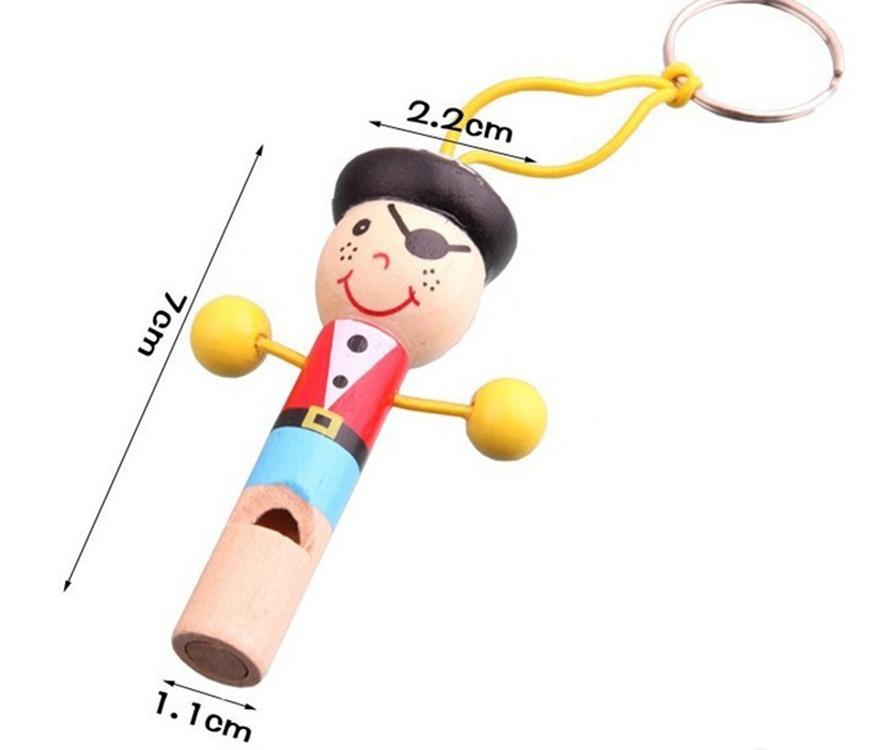 Còi gỗ đồ chơi cho bé - đồ chơi gỗ