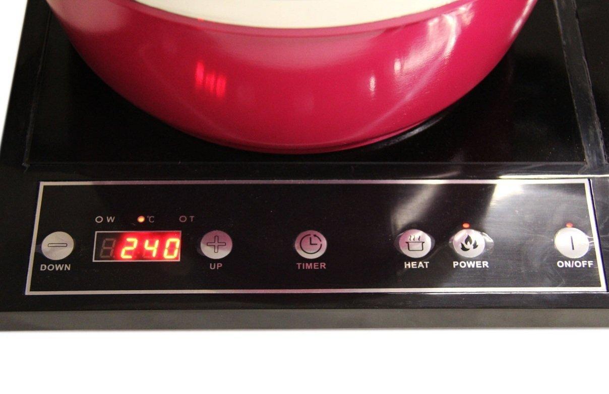 Bếp điện từ đôi DMS - Hàng nhập khẩu