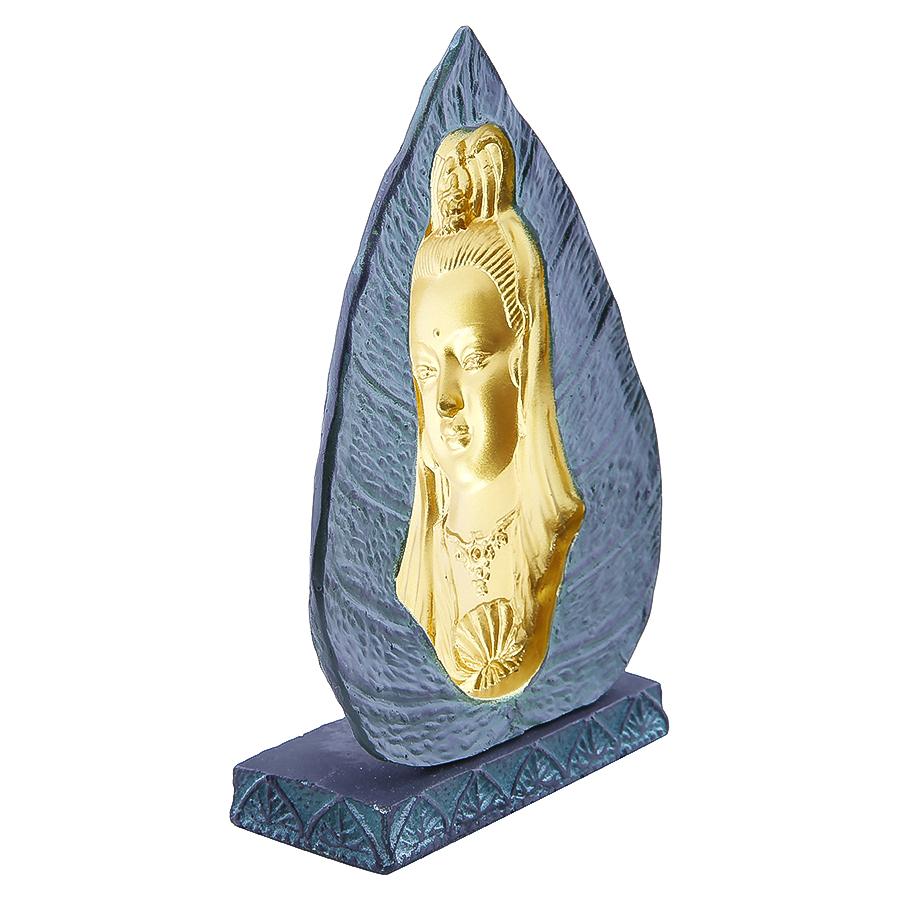 Phật Lá Quan Âm Mỹ Nghệ Phúc Loan