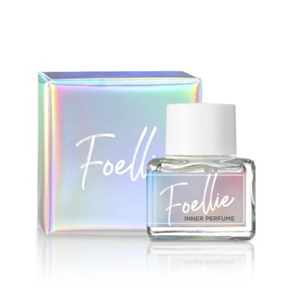 Nước hoa vùng kín Foellie Eau de Ciel - Màu 7 sắc cầu vồng 5ml