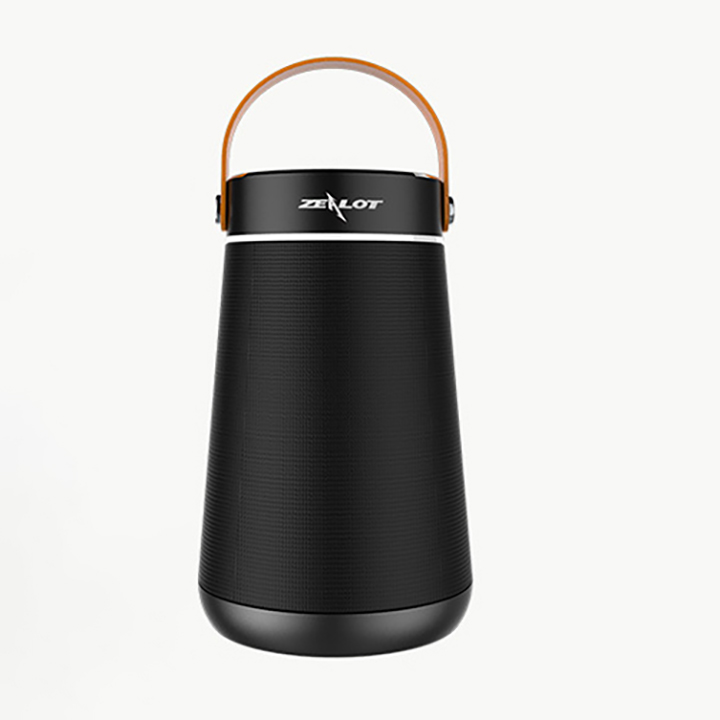 Loa bluetooth mini Zealot xách tay ngoài trời âm thanh lớn S21 hàng chính hãng tương thích các dòng điện thoại thông minh máy tính và laptop