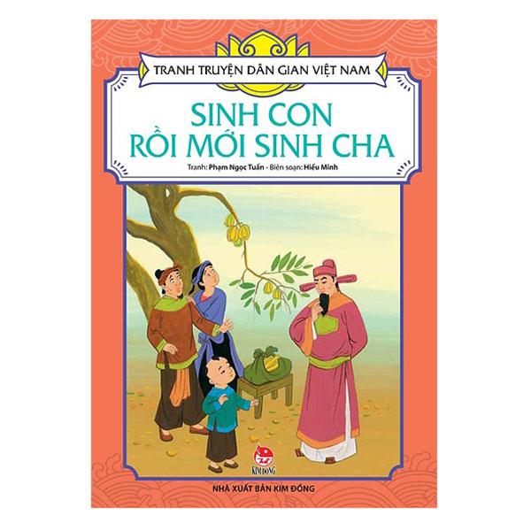 Combo Tranh Truyện Dân Gian Việt Nam - Truyện Kể Cho Bé Hiếu Thảo (10 Cuốn)