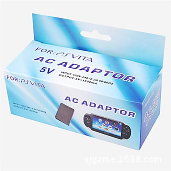 Bộ sạc cho PSVita 2000  5v-1.5a