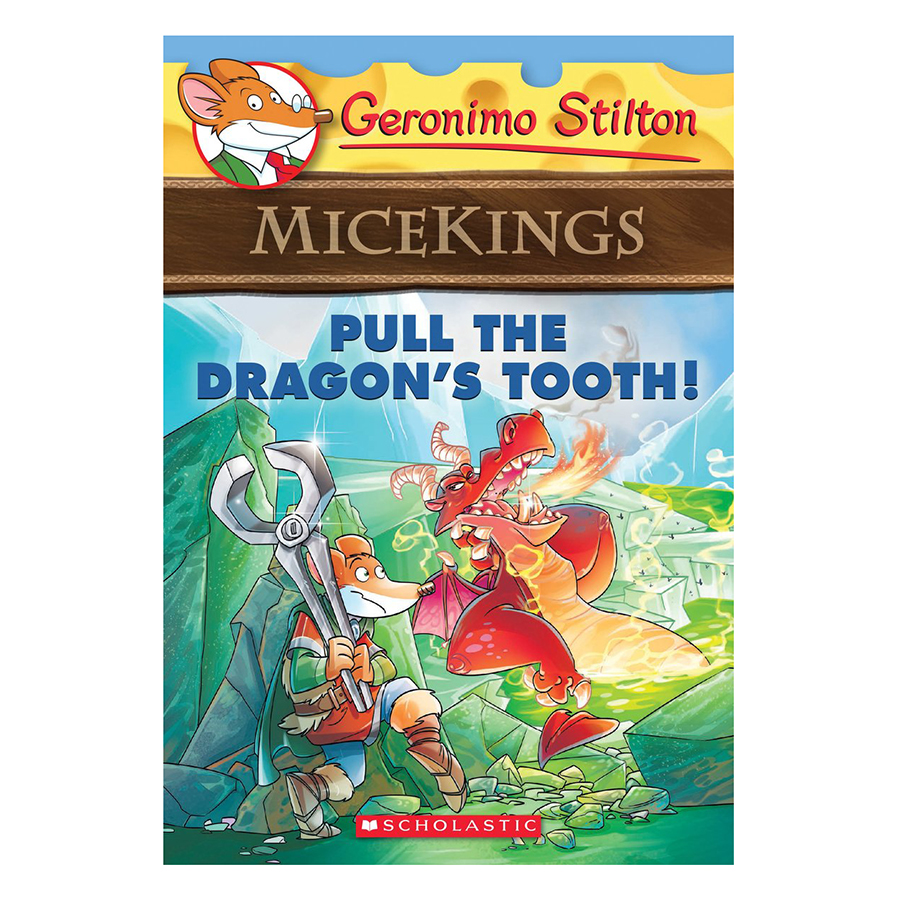 Gs Micekings #3: Pull The Dragon'S Tooth!