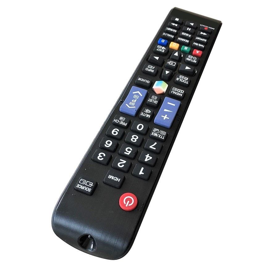 Remote Điều Khiển Dùng Cho Smart TV, Internet TV, LED TV SAMSUNG AA59-00582A - Hàng nhập khẩu