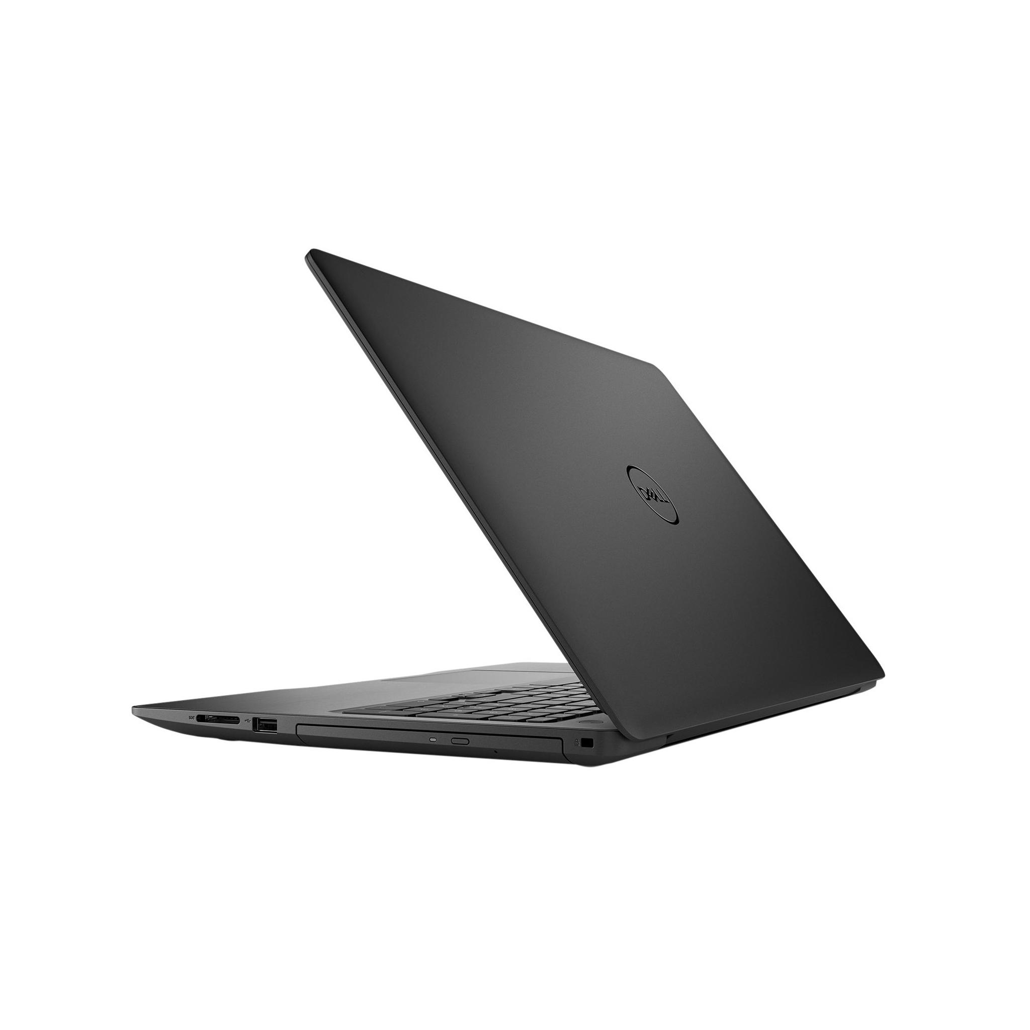 Laptop Dell Inspiron 5570 Core i3-8130U / RAM 8G / SSD 128GB / Full HD Touch / Black / Win 10 - Hàng Nhập Khẩu Mỹ