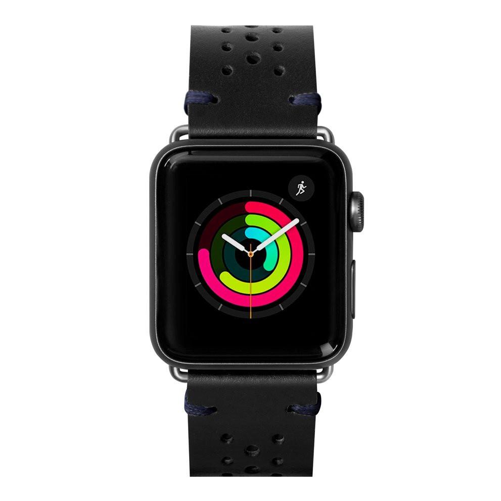 Dây Da LAUT Heritage Watch Strap Cho Apple Watch Series 1/2/3/4/5 _ Hàng Chính Hãng