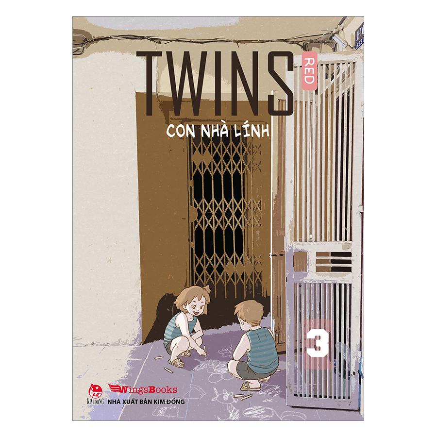 Twins - Con Nhà Lính - Tập 3