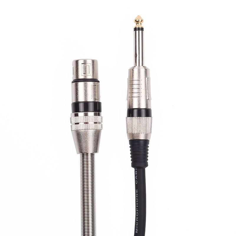 Micro có dây JB CAF C350 tặng kèm chống lăn mic