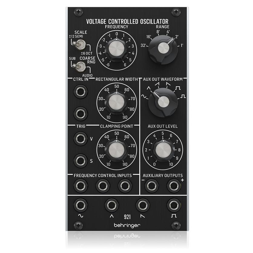 Behringer 921 Voltage Controlled Oscillator Eurorack Module-Hàng Chính Hãng