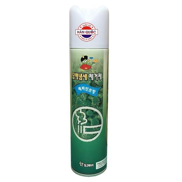 Chai Xịt Thơm Phòng Khử Mùi Hàn Quốc Hương Thiên Nhiên 370ml cho xe hơi