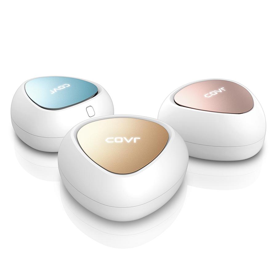 Bộ Phát Wifi Mesh D-Link COVR-C1203 MU-MIMO - Hàng Chính Hãng