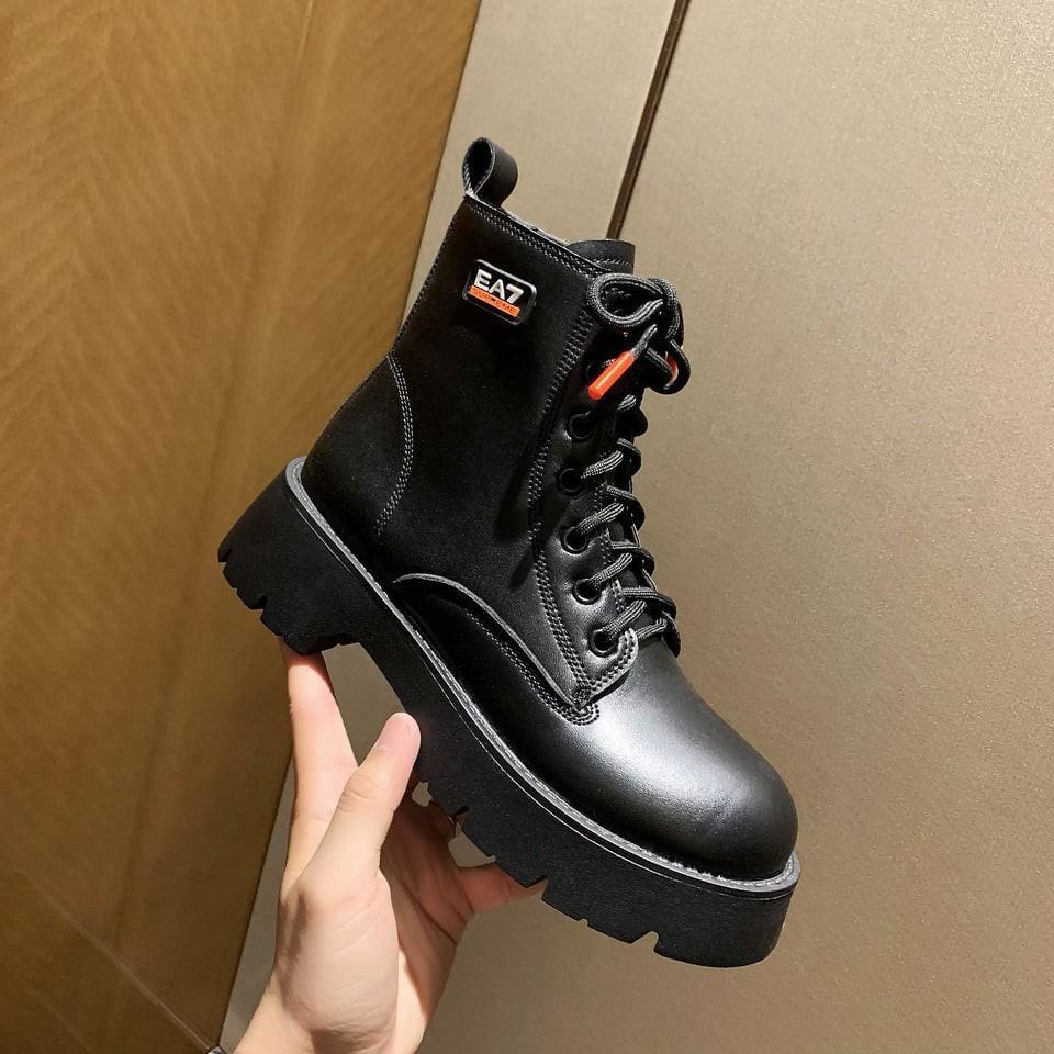 Boot cá tính nâng đế tôn dáng cho nữ 6683
