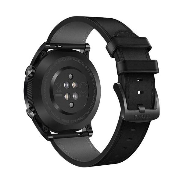 Đồng hồ thông minh Huawei Watch GT Elegant - Đen- Hàng nhập khẩu