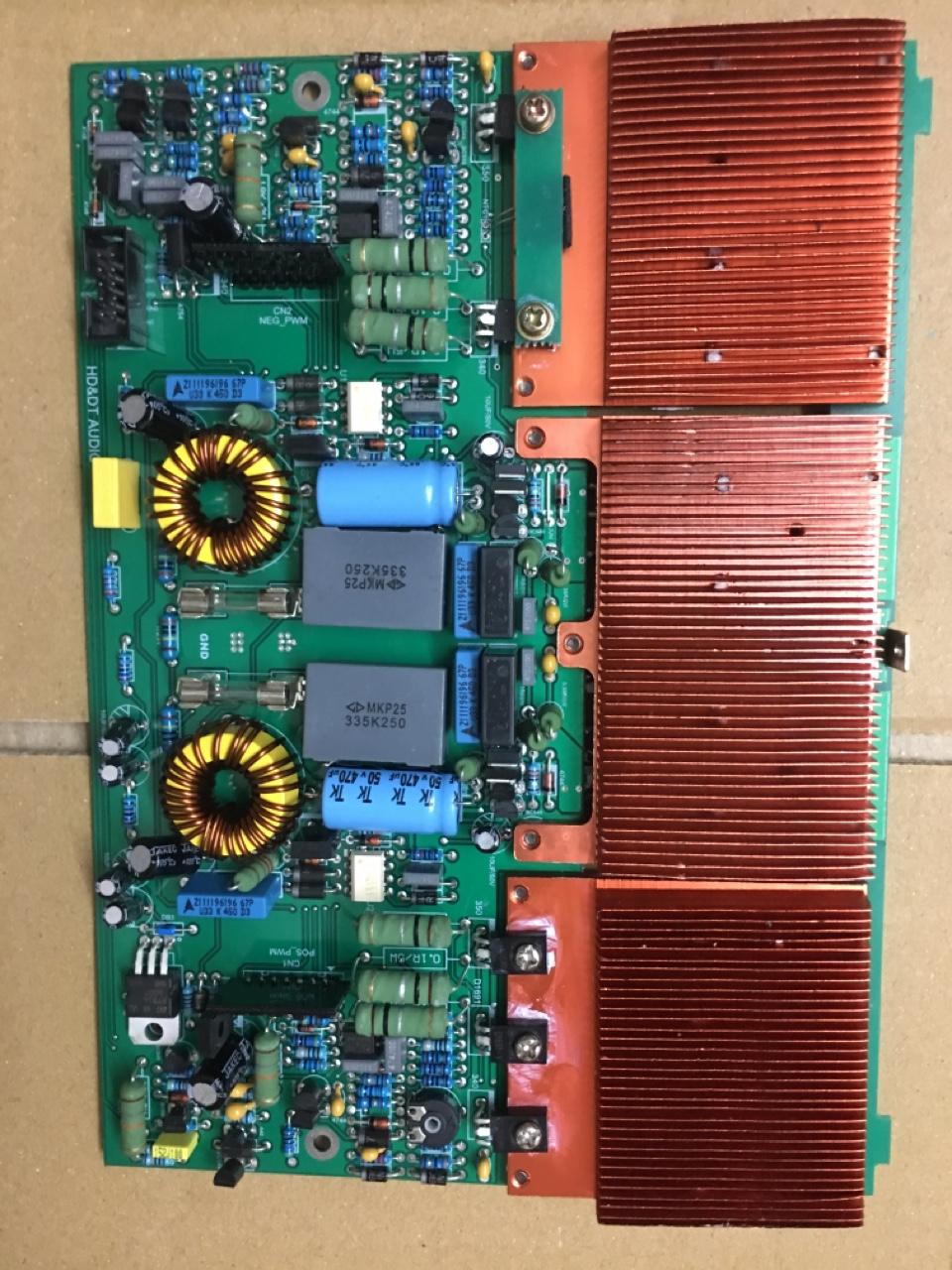Bo mạch công suất class TD FP10000Q