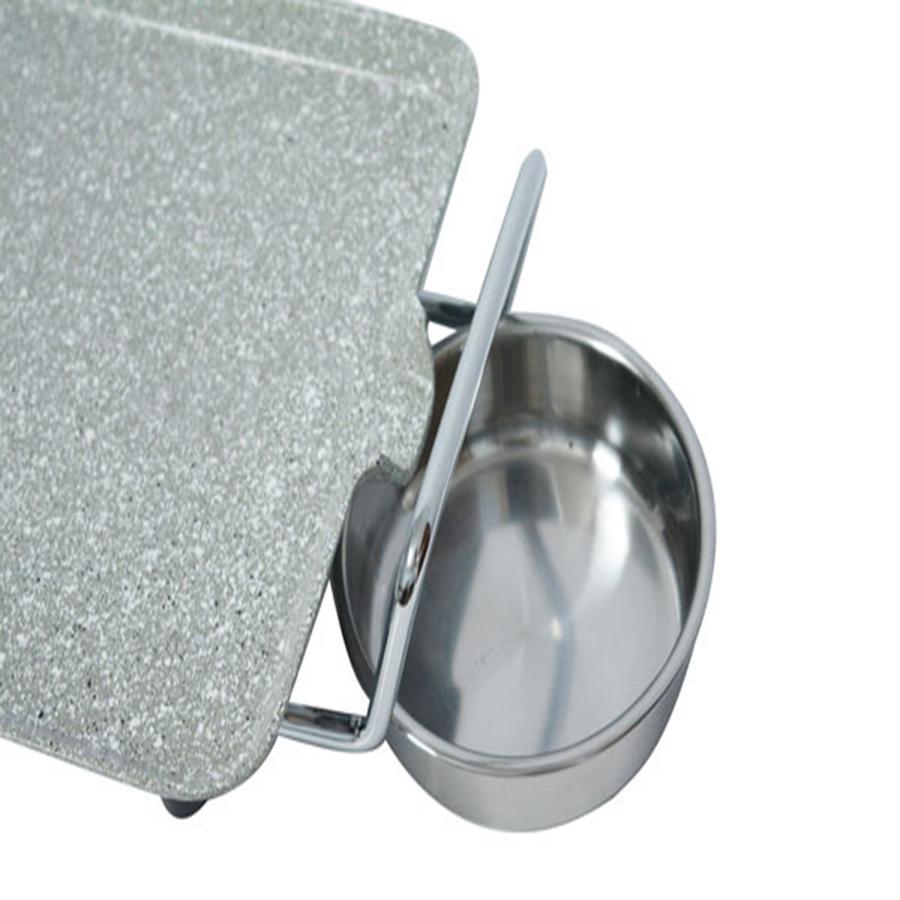 Bếp Nướng Điện Không Khói - Mặt Vân Đá Chống Dính BL0008