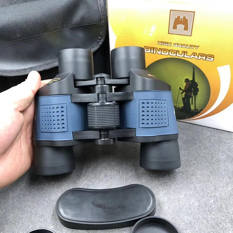 Ống nhòm đôi độ phóng đại 60x60 hỗ trợ tầm nhìn