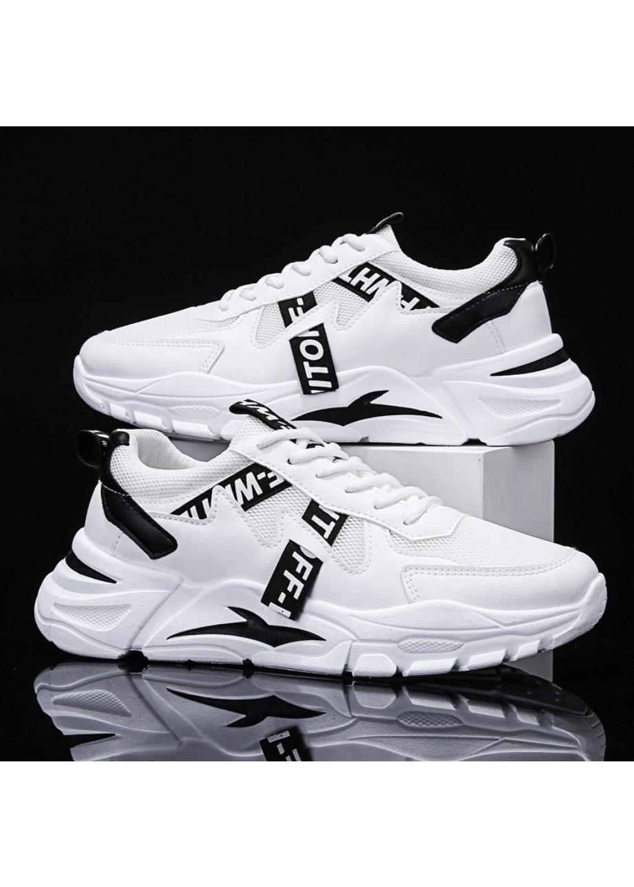 Giày nam sneaker thể thao - Giày nâng chiều cao mẫu mới cao cấp hot trend QA360