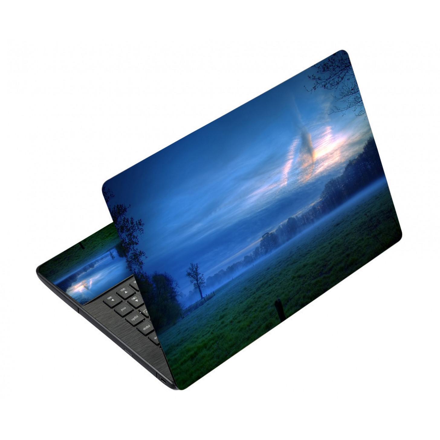 Miếng Dán Decal Dành Cho Laptop - Thiên Nhiên LTTN-39 cỡ 13 inch