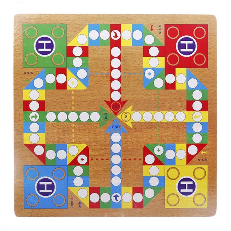 Đồ chơi gỗ cao cấp - Bảng chữ cái kèm bộ đồ chơi cá ngựa