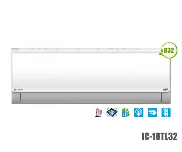 Máy Lạnh CASPER Inverter 2.0 HP IC-18TL32 Model 2020 - Hàng chính hãng (chỉ giao HCM)