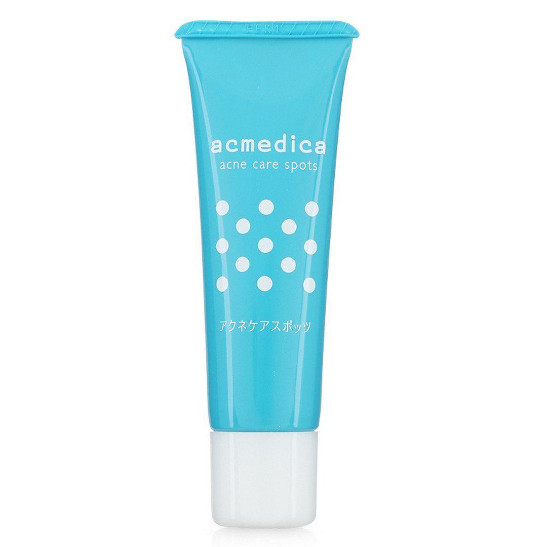 Kem giảm mụn Naris Acmedica Acne Care Spots 25g + Móc khóa