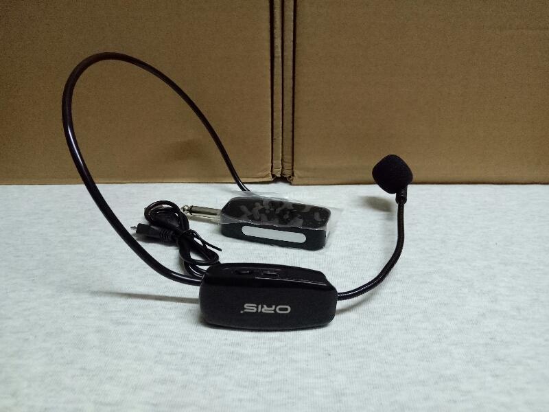 Micro trợ giảng không dây oris m996 - hàng chính hãng