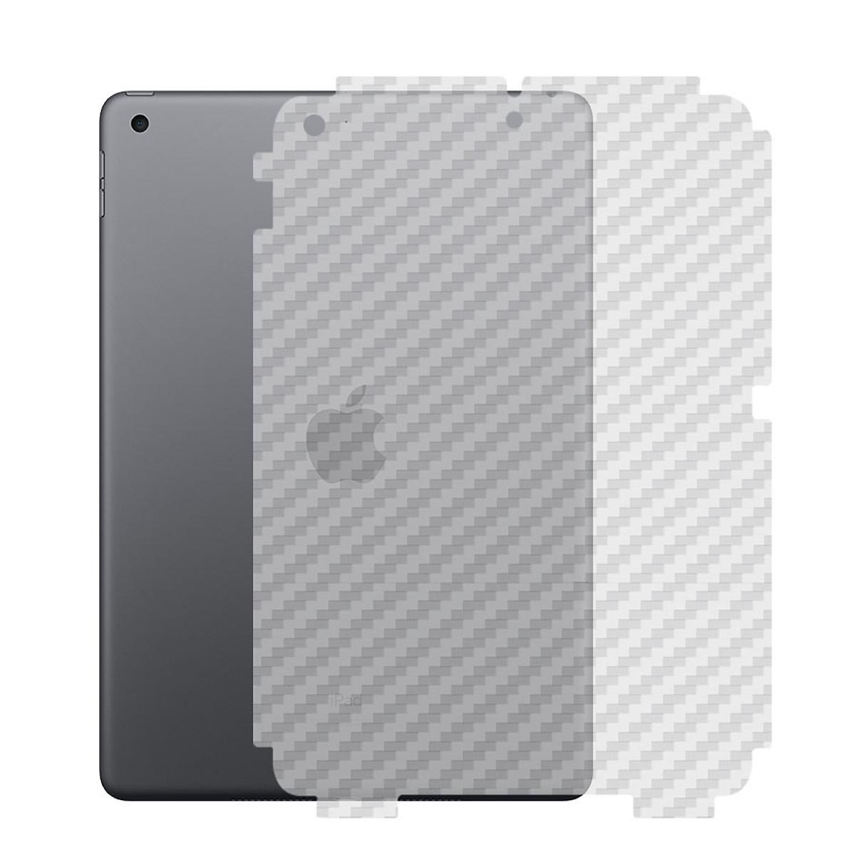 Miếng dán Carbon mặt lưng cho ipad Pro 9.7 inch