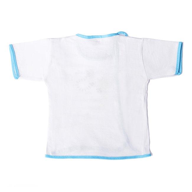 combo 10 áo sơ sinh tay ngắn cho bé
