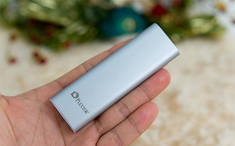 Ổ Cứng SSD Di Động Plextor EX1 128GB - Hàng Chính Hãng