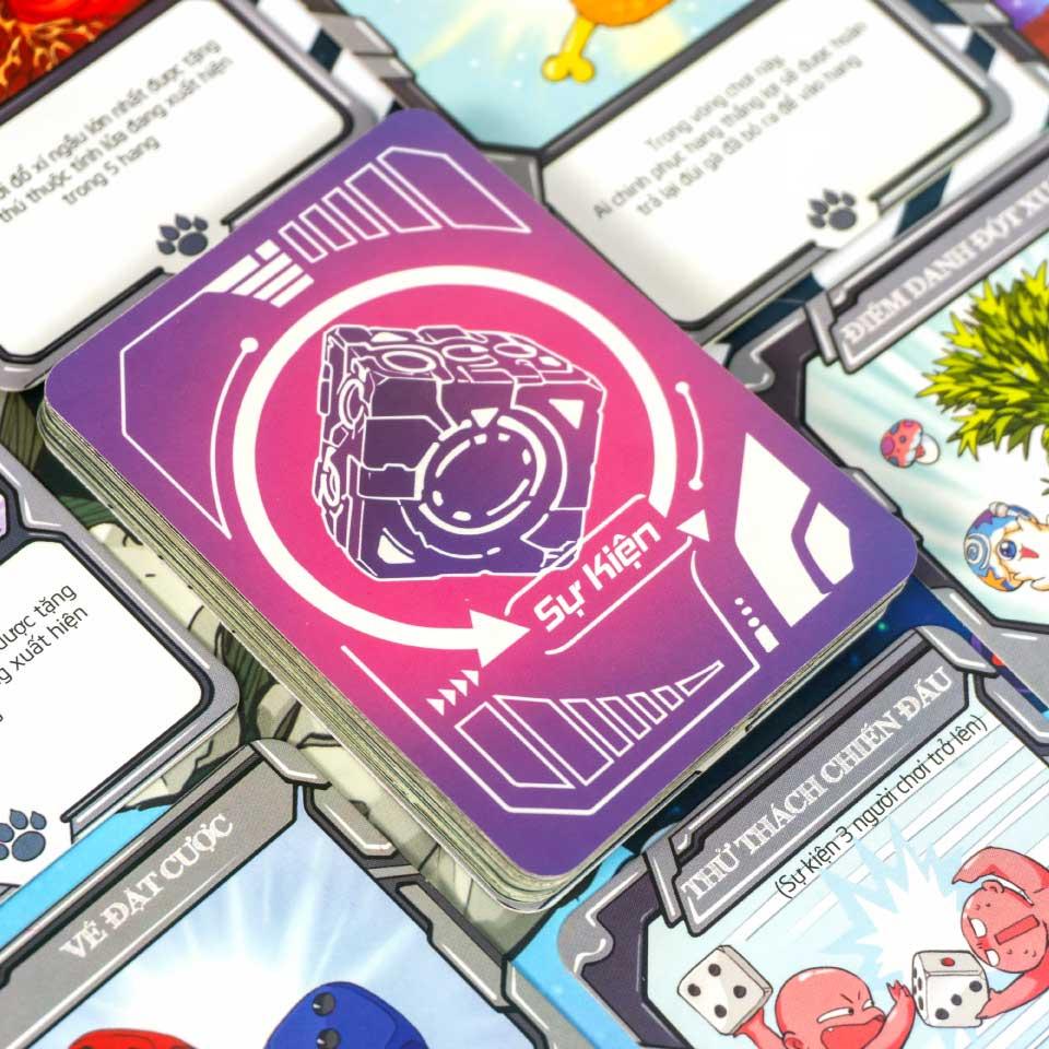 Hình ảnh Lớp Học Mật Ngữ - Siêu Thú Ngân Hà tặng Khẩu trang Siêu Thú bảo vệ sức khỏe cho bé cực đáng yêu