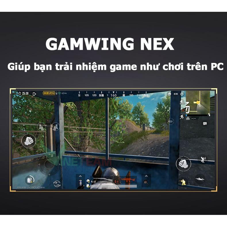 Bộ chuyển đổi game G-nex pro chơi PUBG Mobile , AoV , Mobile Legends , RoS, Knives Out, Free Fire -dc3315