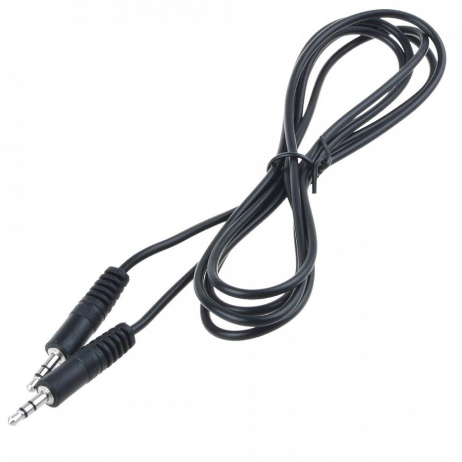 Cáp AUX 2 đầu Jack 3.5mm dài 50 cm PF154 nối âm thanh từ loa, tai nghe qua điện thoại, máy tính