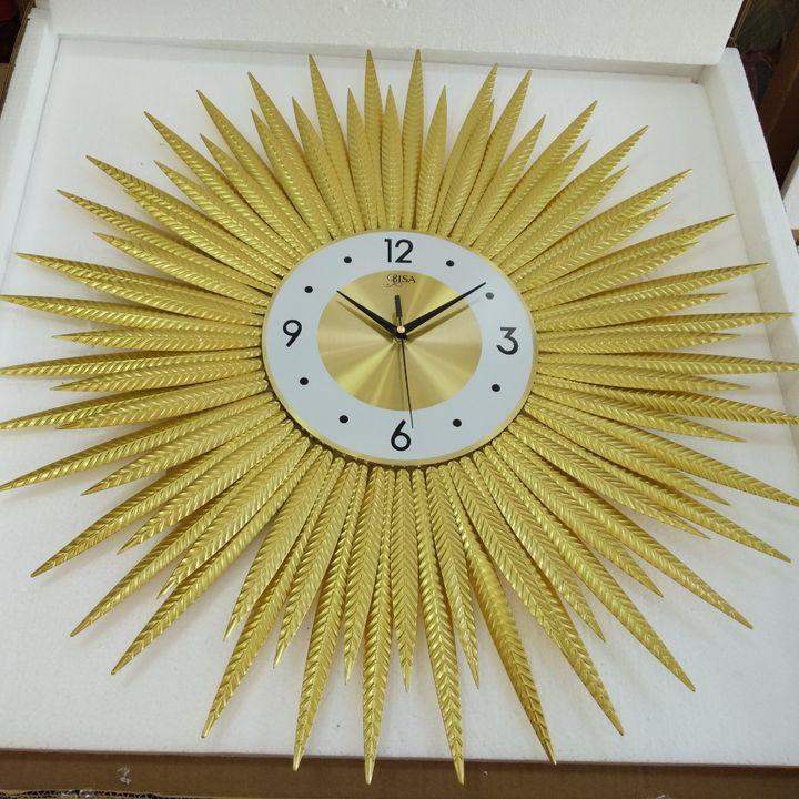 Đồng hồ treo tường thương hiệu BISA size 70cm BS6697