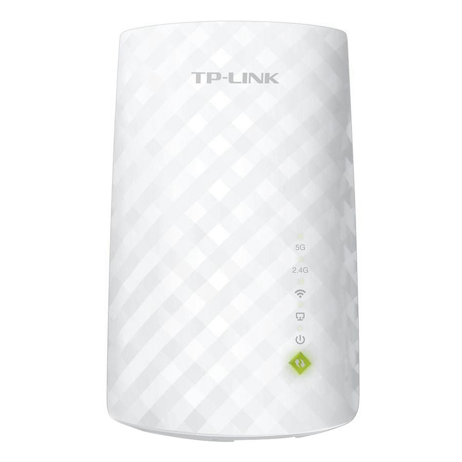 Bộ Kích Sóng Wifi Repeater Băng Tần Kép AC750 TP-Link RE200 - Hàng Chính Hãng