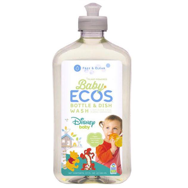 Nước Rửa Bình Sữa Ecos (500ml)