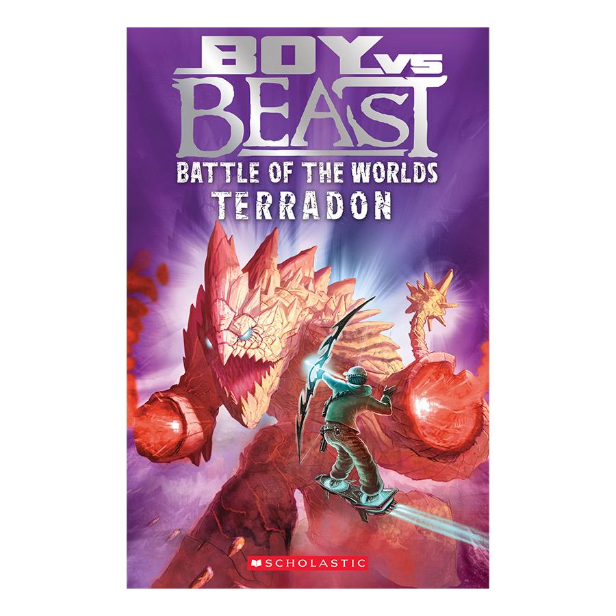 Boy Vs. Beast #2: Terradon