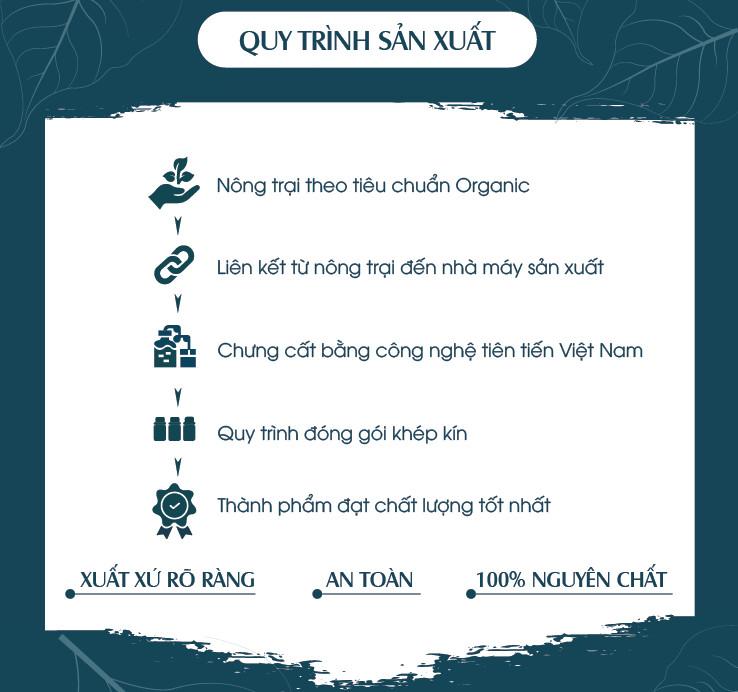 Tinh dầu cao cấp Bưởi Việt Nam PK 10ml