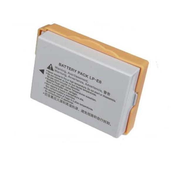 Pin LP-E8 dùng cho máy ảnh Canon 550D 600D 650D 700D - Hàng nhập khẩu